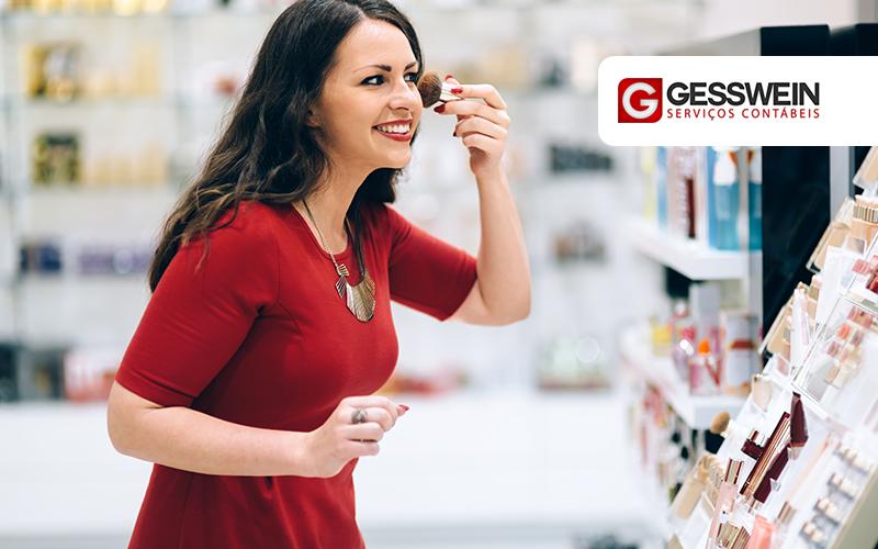 Como Montar Uma Loja De Cosmeticos Em 3 Passos Post - Gesswein