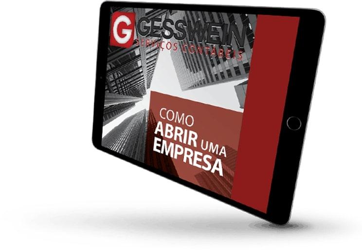 Img E Book Abertura De Empresa - Contabilidade em Canoas - RS   Gesswein Serviços Contábeis